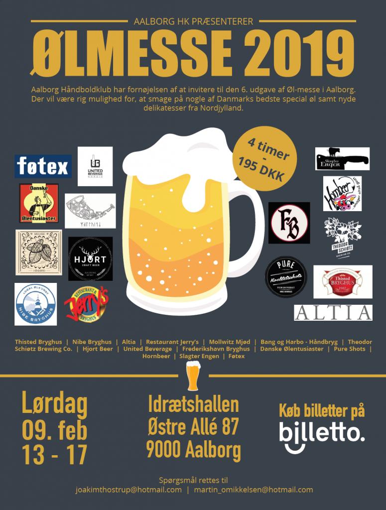 øl Messe Aalborg Hk